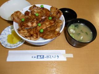 ぱんちょう 豚丼.JPG